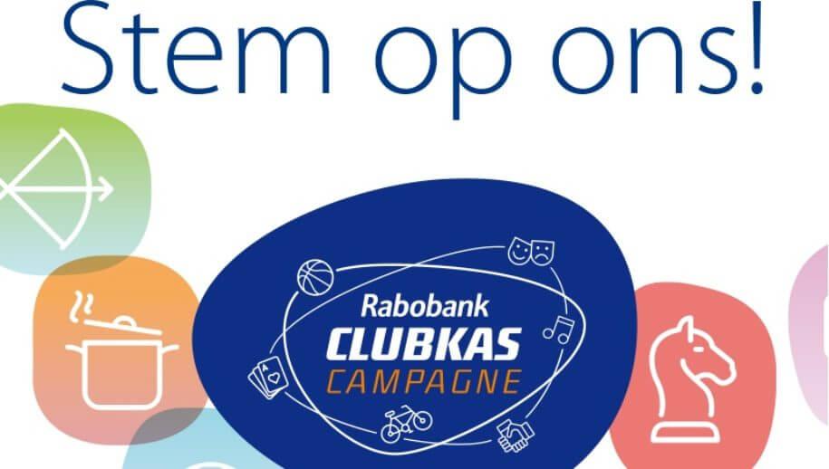 Stormvogels doet mee met Rabo Clubsupport!